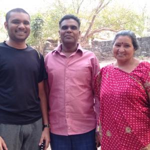 Deepak Parents
